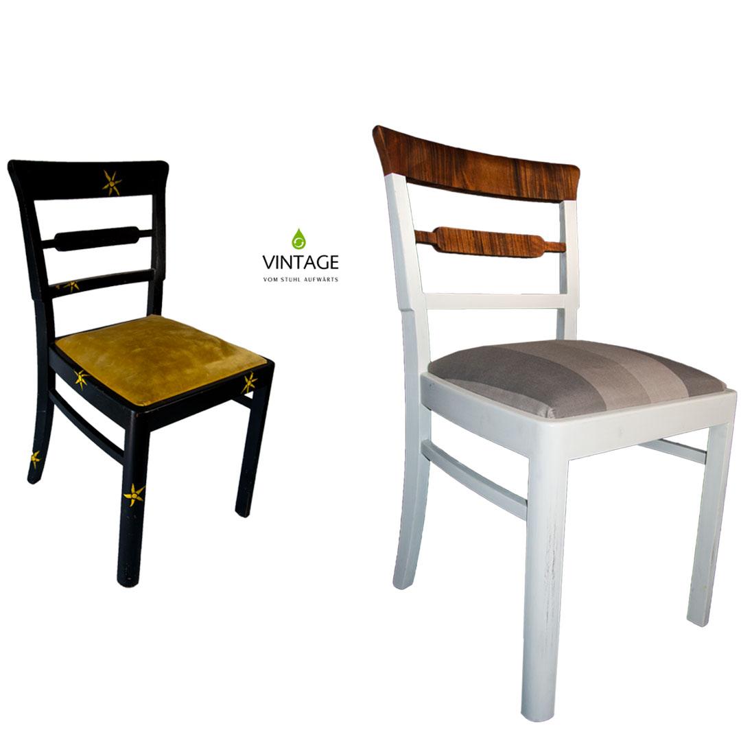 Wir stellen vor flora aus bernau vintage und holz for Design stuhl flora