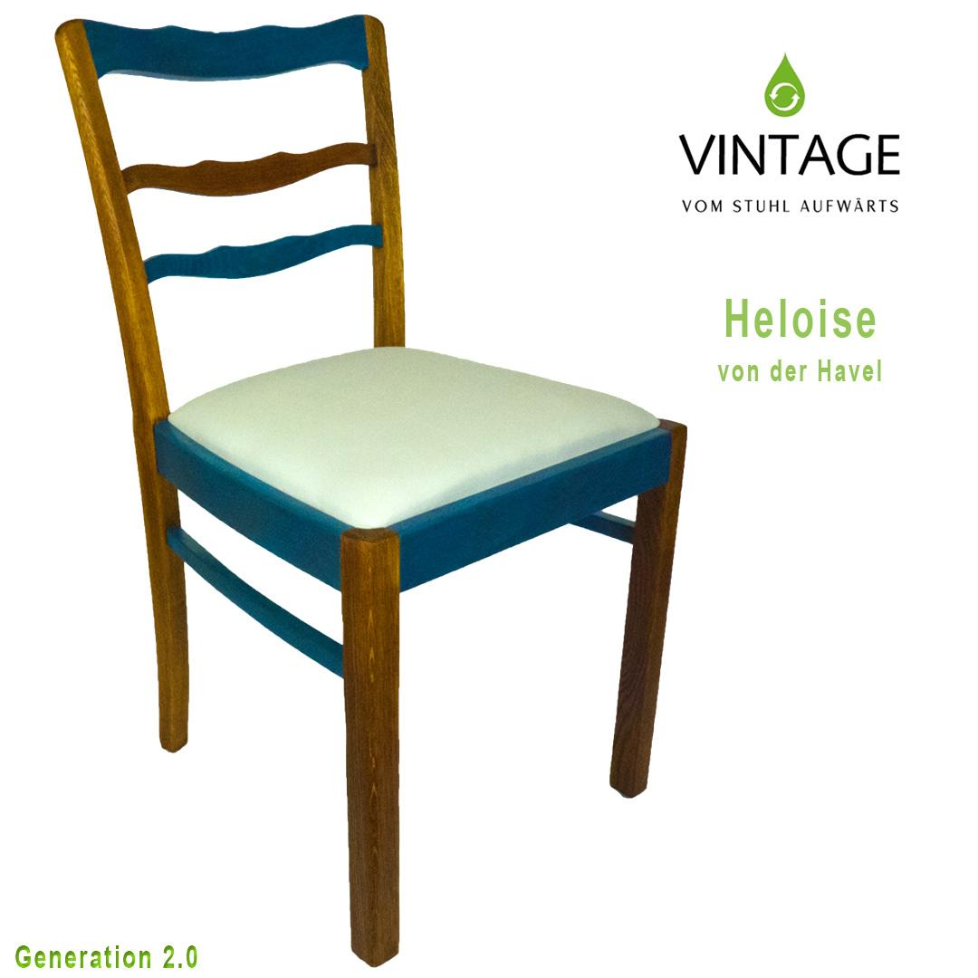 Vintage Stuhl - Heloise von der Havel