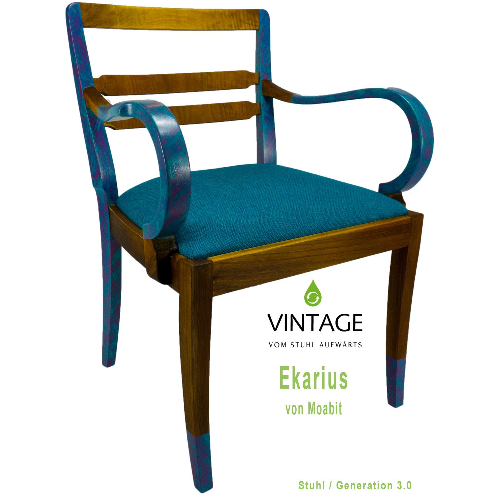 Wir stellen vor: EKARIUS von Moabit - Vintage Design