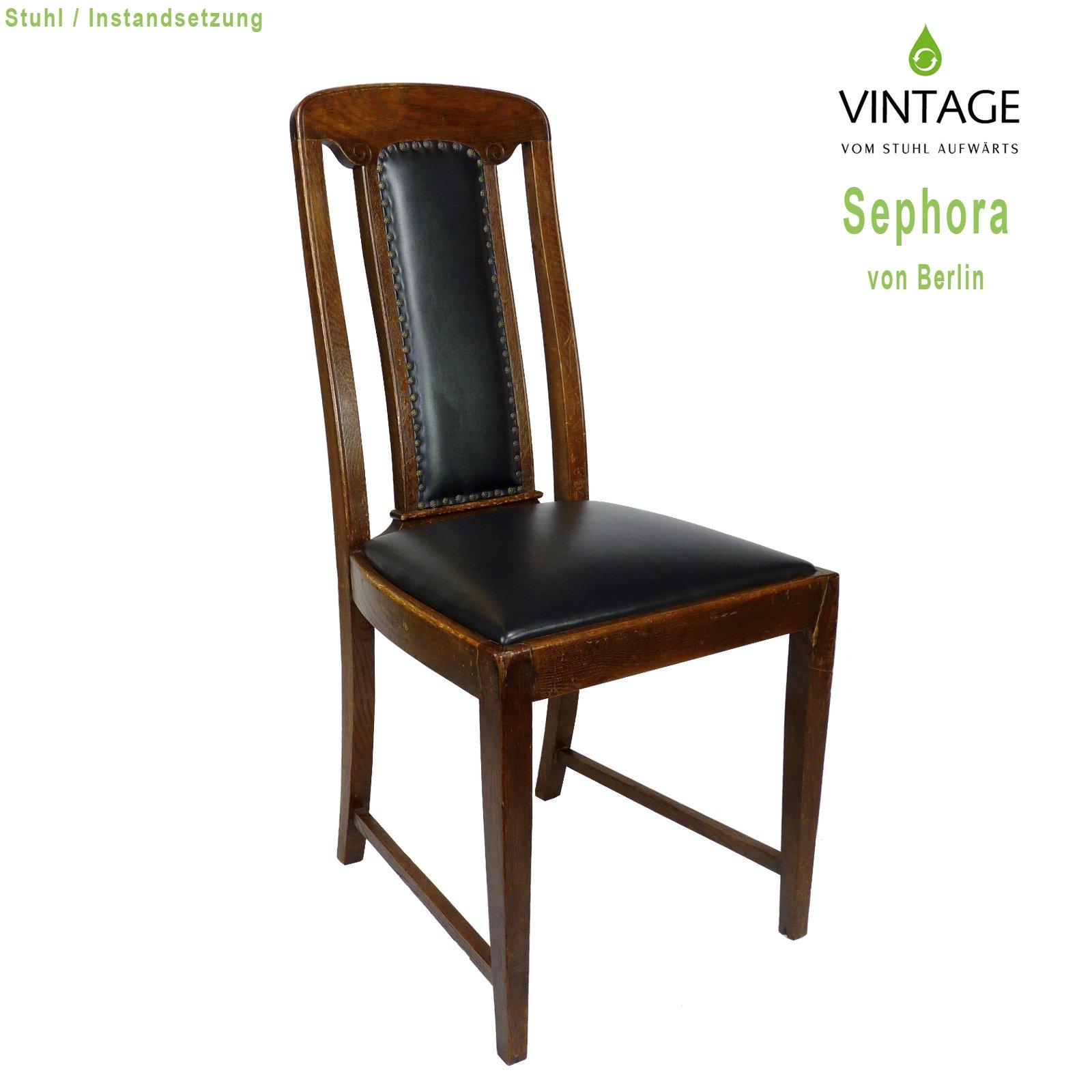 Vintage Stuhl - Sephora von Berlin